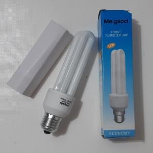 لامپ کم مصرف ۱۸ وات یو سرپیچ معمولی-تصویر 2