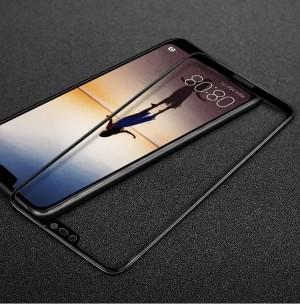 محافظ صفحه نمایش تمام چسب فول glass p20 lite - Nova 3e-تصویر 2