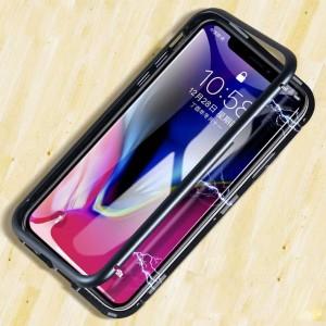 قاب مگنتی آهنربایی دو تیکه برند VOERO ایفون IPHONE 7PLUS/8PLUS-تصویر 5