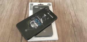 قاب پشت گلس طرح دار مدل Azure WK iphone 7plus/8plus