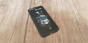 قاب پشت گلس طرح دار مدل Azure WK iphone 7plus/8plus-تصویر 3