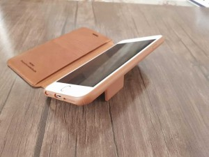 کیس چرمی سه کاره برند ویوو ایفون wiwu case magic 3in1 iphone 6/6s-تصویر 5