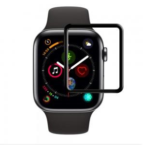 محافظ صفحه نمایش شیشه ای اپل واچ UNIPHA 4D Glass Apple Watch 38mm-تصویر 2