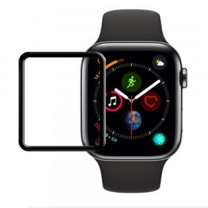 محافظ صفحه نمایش شیشه ای اپل واچ UNIPHA 4D Glass Apple Watch 38mm-تصویر 4