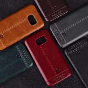 کاور چرمی پیرکاردین مدل PCL-P03 مناسب برای گوشی سامسونگ گلکسی Note 5-تصویر 4