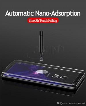 برچسب گلس یو وی سامسونگ UV Nano Glass Samsung Galaxy S10 Plus-تصویر 2