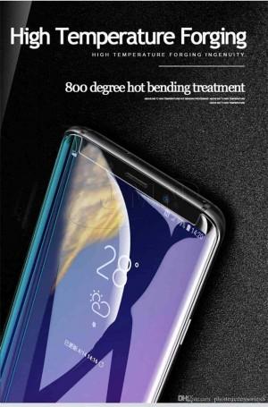 برچسب گلس یو وی سامسونگ UV Nano Glass Samsung Galaxy S10 Plus-تصویر 4