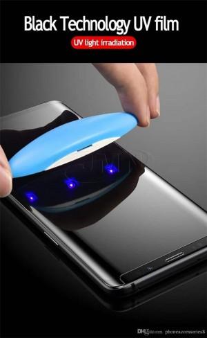 برچسب گلس یو وی سامسونگ UV Nano Glass Samsung Galaxy S10 Plus-تصویر 5