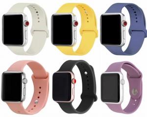 بند سیلیکونی اپل واچ  Apple Watch Sport Band 42mm-تصویر 3