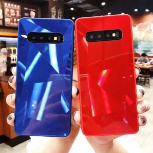 قاب الماسی پشت گلس سامسونگ Diamond Case Samsung Galaxy A6PLUS-تصویر 2