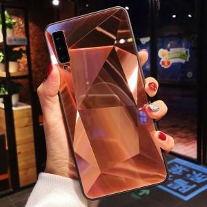 قاب الماسی پشت گلس سامسونگ Diamond Case Samsung Galaxy A6PLUS-تصویر 4