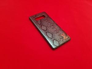 قاب چرمی پوست ماری LV Leather case Samsung Galaxy S10-تصویر 2