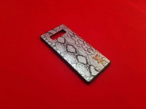 قاب چرمی پوست ماری LV Leather case Samsung Galaxy S10-تصویر 4
