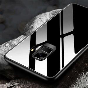 قاب اصلی پشت گلس Glass Case Samsung Galaxy J6-تصویر 5