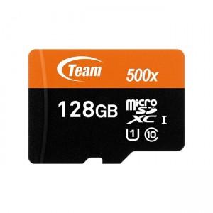مموری کارت 128GB microSDXC TEAMGROUP کلاس 10 استاندارد UHS-I U1 سرعت 500X-تصویر 3