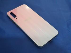 کاور پشت گلس رنگین کمانی Glass case samsung A70-تصویر 4