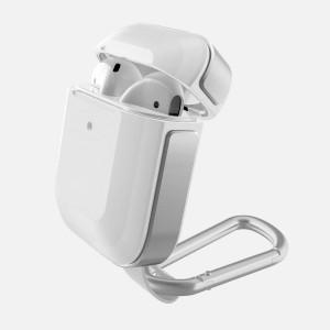محافظ ایرپاد ایکس دوریا Apple Airpods Defense Trek Black-تصویر 4