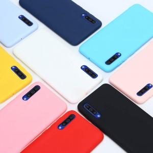 قاب سیلیکونی پایین بسته Samsung Galaxy Note 10 Silicone Case-تصویر 3