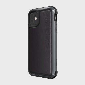کاور ایکس دوریا چرم مدل Defense LUX مناسب برای گوشی موبایل اپل iPhone 11
