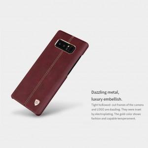 قاب محافظ چرمی نیلکین سامسونگ Nillkin Englon Galaxy Note8-تصویر 3