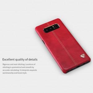 قاب محافظ چرمی نیلکین سامسونگ Nillkin Englon Galaxy Note8-تصویر 4