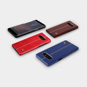 قاب محافظ چرمی نیلکین سامسونگ Nillkin Englon Galaxy Note8-تصویر 5