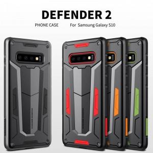 کاور نیلکین مدل Defender 2 سامسونگ Galaxy S10-تصویر 5