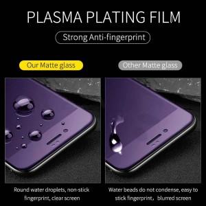 گلس تمام صفحه آنتی بلو مات full glass Anti Blue Matt 9D Armir iphone 7plus/8plus