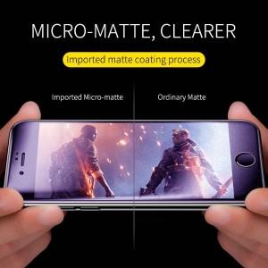 گلس تمام صفحه آنتی بلو مات full glass Anti Blue Matt 9D Armir iphone 7plus/8plus-تصویر 2