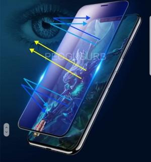 گلس تمام صفحه آنتی بلو مات full glass Anti Blue Matt 9D Armir iphone 7plus/8plus-تصویر 3