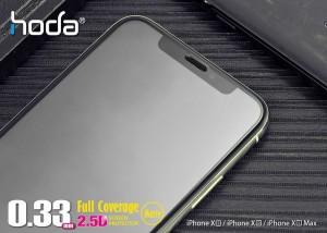 گلس تمام صفحه کریستال مات full glass Crystal Matt 9D Armir iphone XS MAX/11PRO MAX-تصویر 2