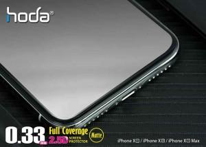 گلس تمام صفحه کریستال مات full glass Crystal Matt 9D Armir iphone XS MAX/11PRO MAX-تصویر 3