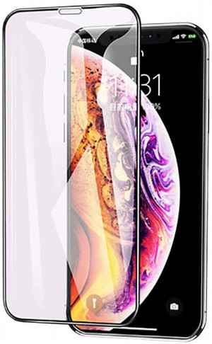 گلس تمام صفحه  full glass Turtle 18D iphone X/XS/11PRO-تصویر 3