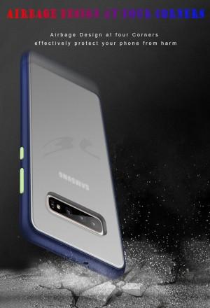 قاب مقاوم مات شوک پروف Shockproof Samsung Galaxy A30/A20-تصویر 3