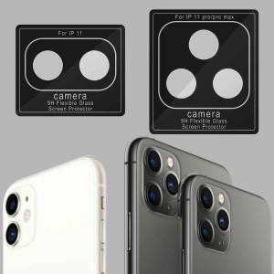 گلس لنز Camera 9H Flexible Glass Screen Protector iphone 11 pro-تصویر 2