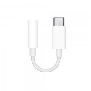 تبدیل اورجینال یو اس بی سی به جک 3.5 میلی متری USB-C to 3.5 mm Headphone Jack-تصویر 2