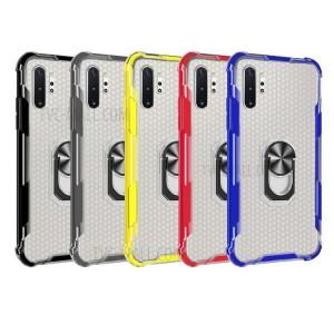 گارد محافظ شفاف استنددار Keysion case Samsung S10plus