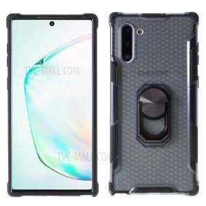 گارد محافظ شفاف استنددار Keysion case Samsung S10plus-تصویر 4
