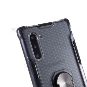 گارد محافظ شفاف استنددار Keysion case Samsung S10plus-تصویر 5