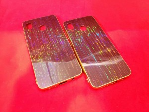 قاب لیزری پشت گلس Glass Case Samsung A30/A20-تصویر 3