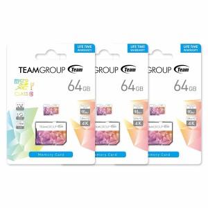 مموری کارت 64GB microSDXC TEAMGROUP کلاس 10 استاندارد UHS-lI U3-تصویر 4