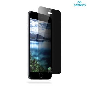 محافظ صفحه نمایش شیشه ای Naztech مدل Privacy آیفون 6plus/7plus/8plus-تصویر 4