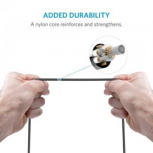 کابل تبدیل USB به لایتنینگ انکر مدل A7101 طول 0.9 متر-تصویر 4
