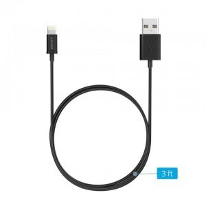 کابل تبدیل USB به لایتنینگ انکر مدل A7101 طول 0.9 متر-تصویر 5