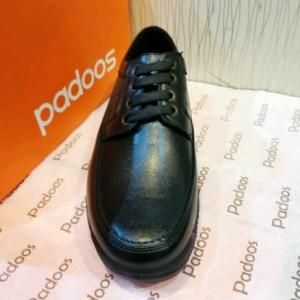 کفش بندی مردانه مجلسی قهوه ای آقای چرم-تصویر 2