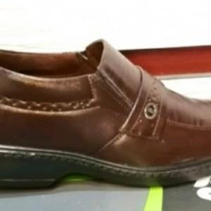 کفش چرم مجلسی مردانه آقای چرم-تصویر 3