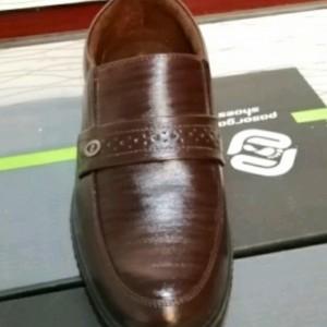 کفش چرم مجلسی مردانه آقای چرم-تصویر 2