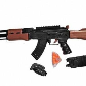 تفنگ اسباب بازی کلاشینکف-تصویر 4