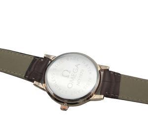 ساعت عقربهای مردانه OMEGA-تصویر 4
