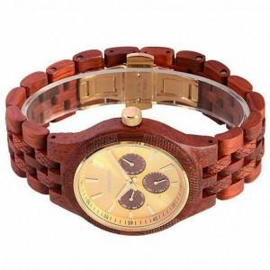 ساعت مچی چوبی مدل RW76-تصویر 2